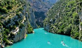 Путешествие по Вердонскому каньону