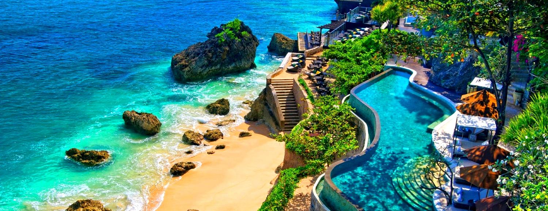 Отдых на побережье Бали