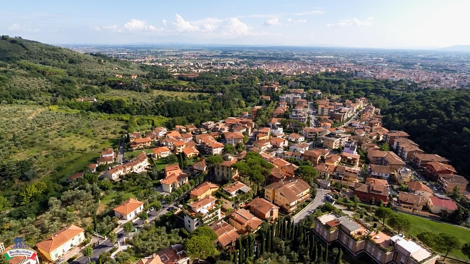 Тосканский город Монтекатини-Терме