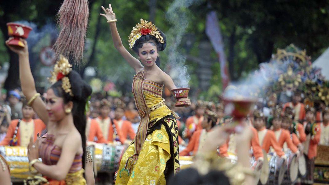 Балийский танцы