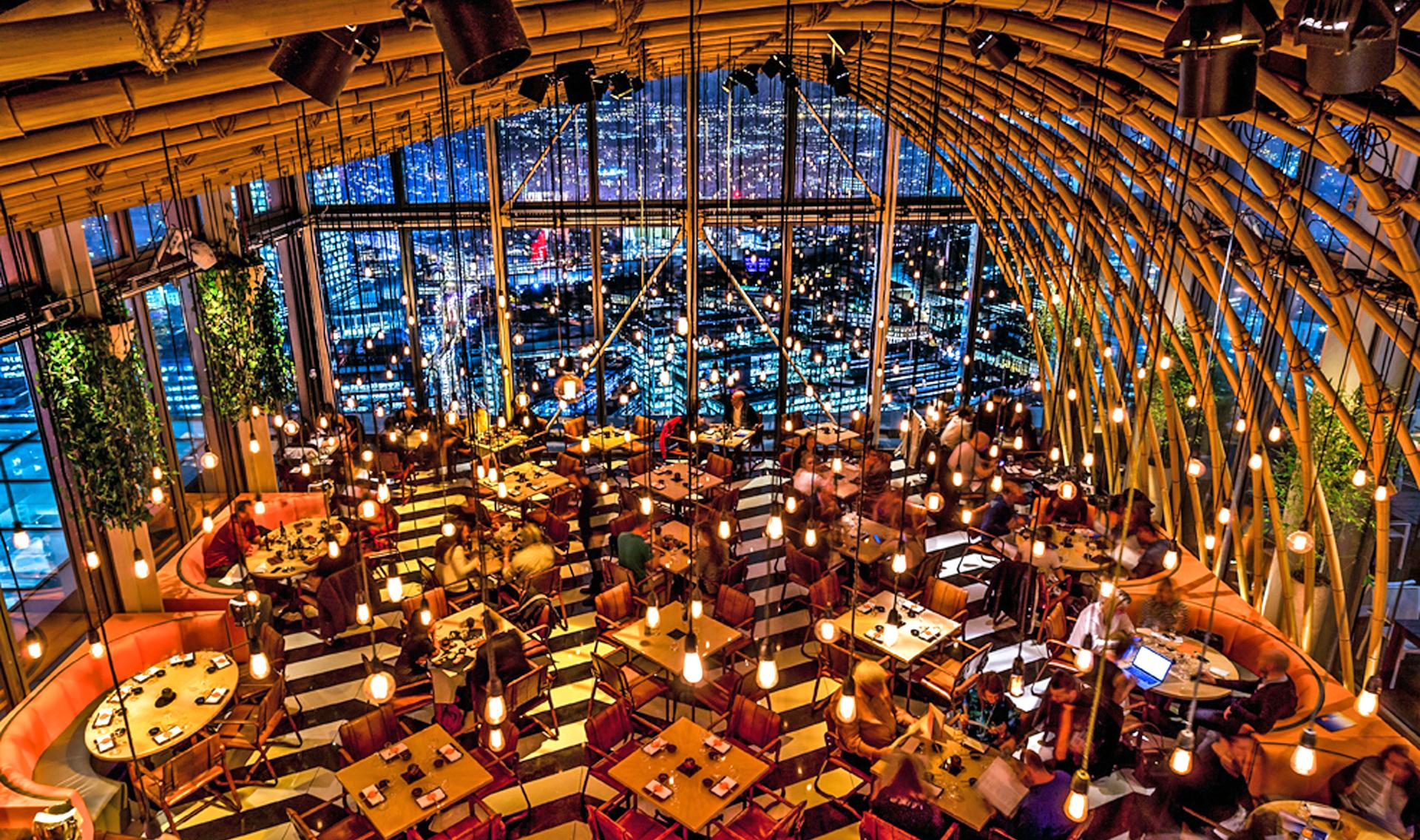 Ресторан Лондона