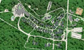 Roccamare карта курорта