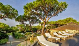 Уединенный отдых в Roccamare