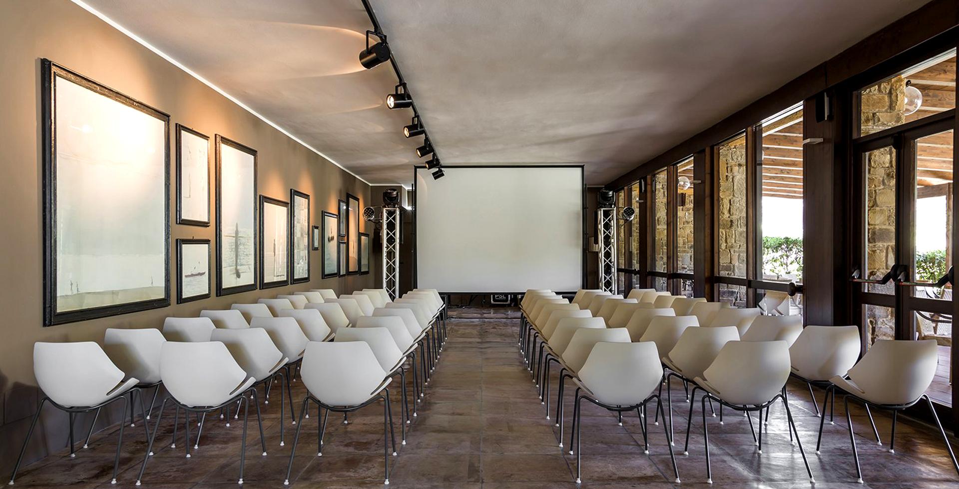Конференц-зал в Roccamare