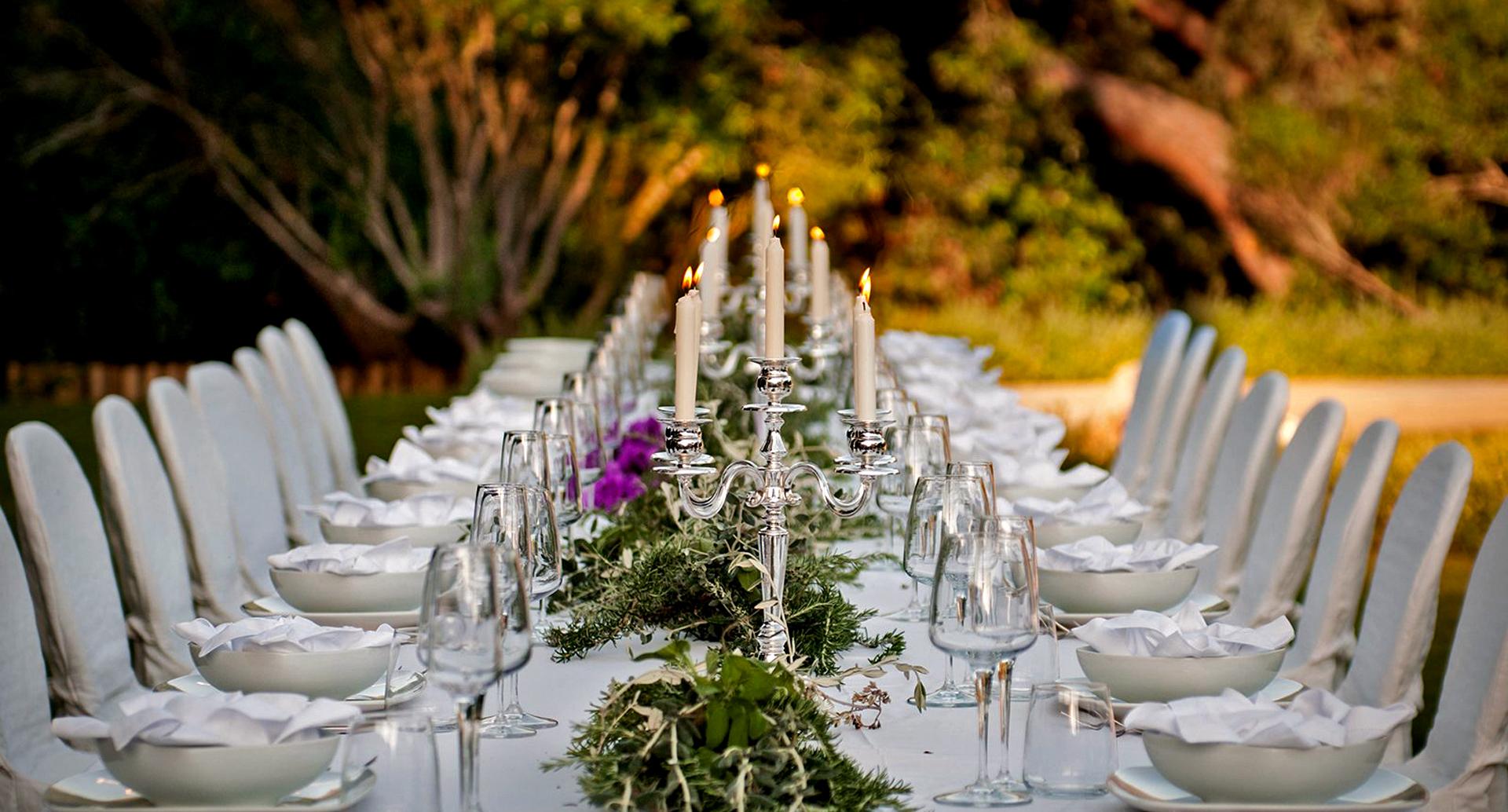 На курорте Roccamare можно отметить свадьбу