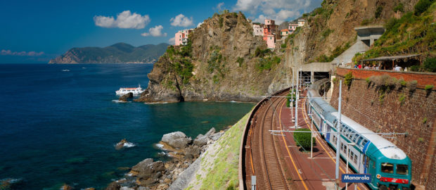 5 Terre Express - экскурсии по Италии