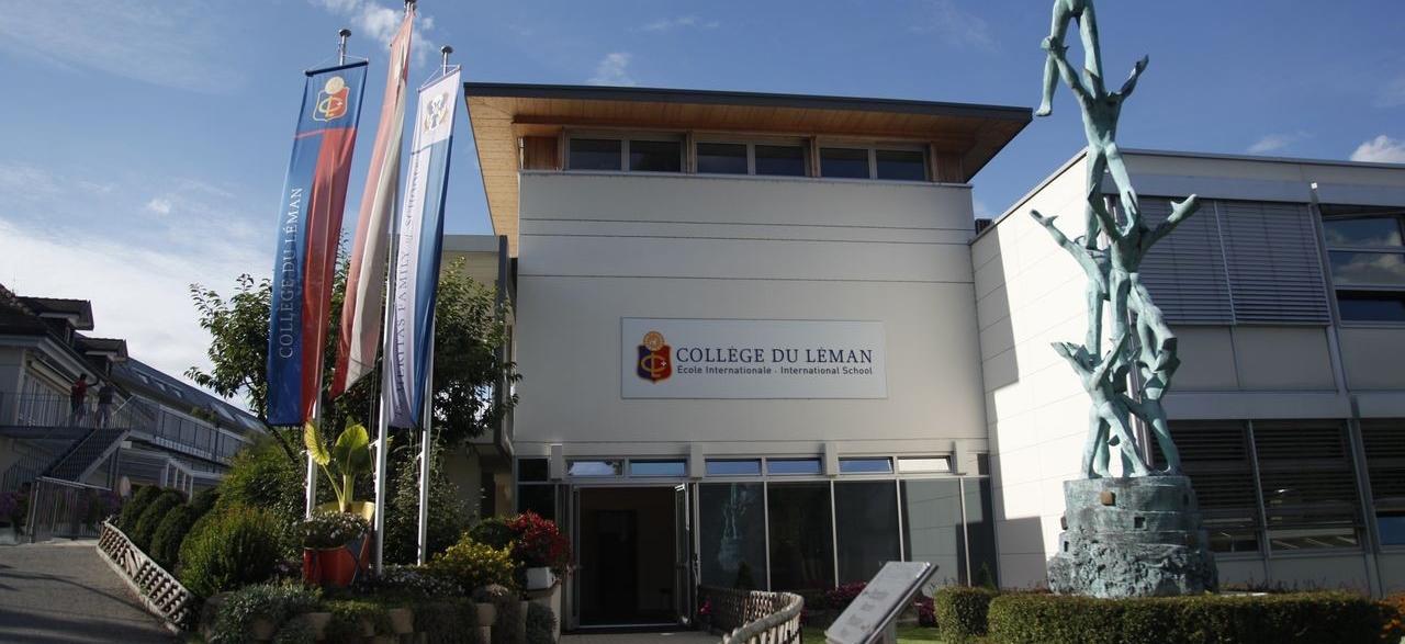 Collège du Léman, Женева - Версуа