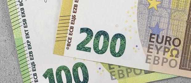Новые банкноты 100 и 200 евро