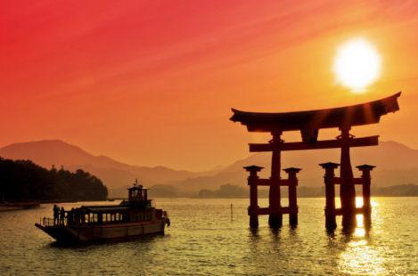 Путешествие по Японии