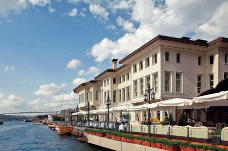 Проживание в Les Ottomans Hotel