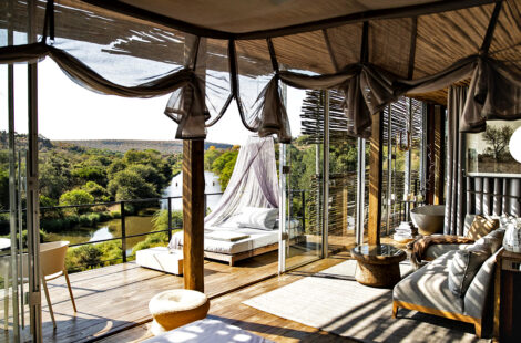Singita Lebombo и Sweni Lodges